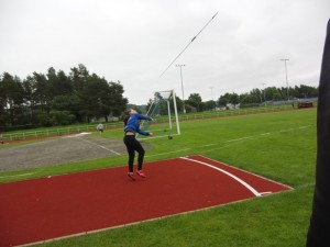 Spydkast ØM 2011